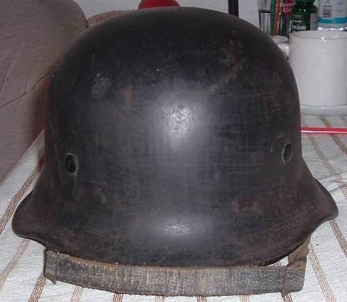 Landschutz, Feuerwehr or Police Helmet - Opinions Please