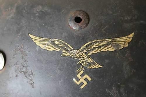 Deutche Luftwaffe Helmet