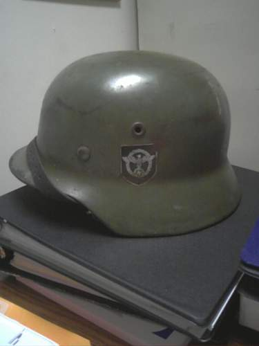 Mdl. 35 Field Police