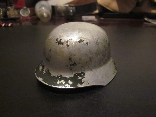 German Wedding Helmet