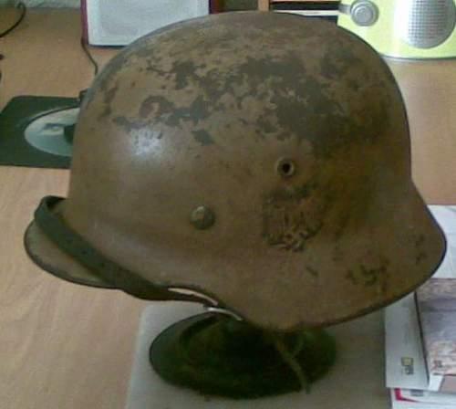 Heer Helmet - Decal fake or real?