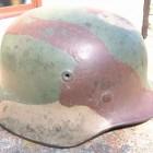 3 colour camo helmet
