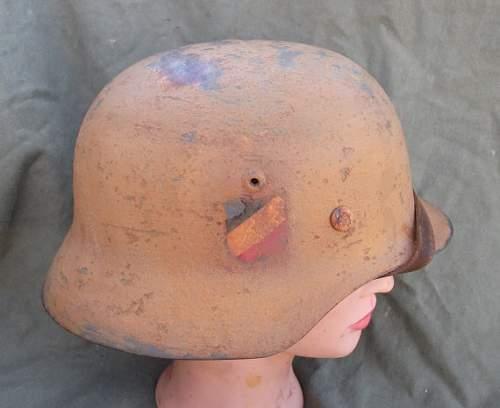 M40 German helmet, is it worth it?