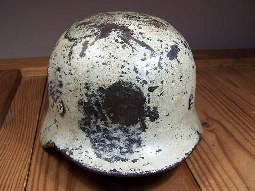 White Camo Helmet Real or Fake?