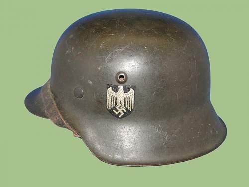 M42 HKP Helmet for review