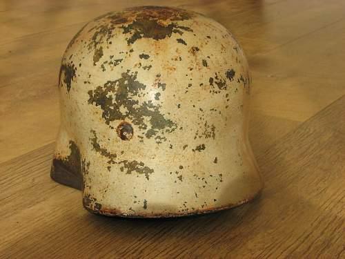German Medic helmet