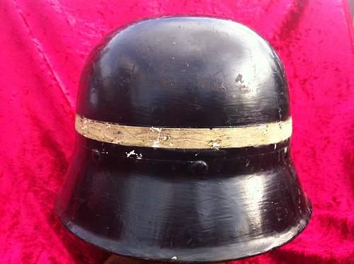 helmet identification please