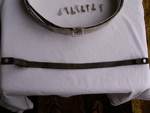 Liner & chin strap