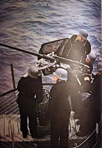 Used by Kriegsmarine or Heer?