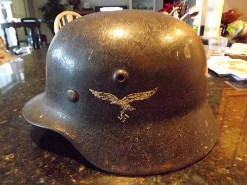 M40 Luftwaffe HKP66 Lot#12311
