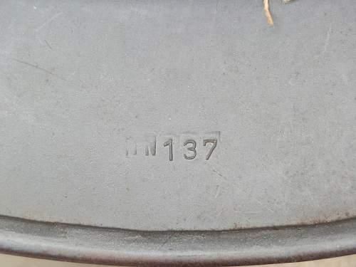 M40 Luftwaffe Stahlhelm