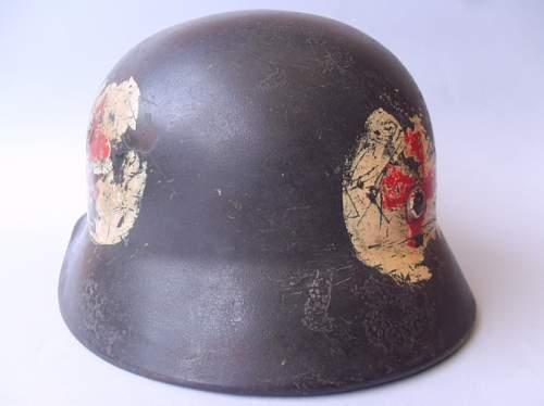 German Medic Q62 Helmet