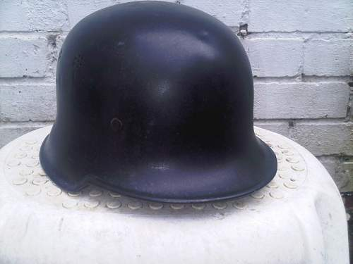 Really Nice M34 Helmet