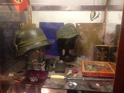 antiques centre items