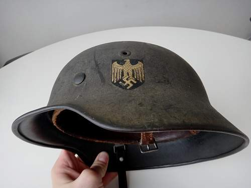 Lets see your Named Helmets