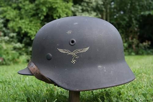 M1940 Luftwaffe Helmet