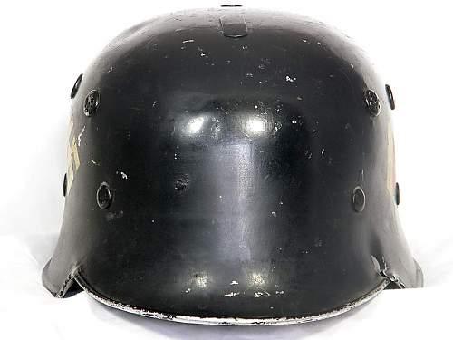 How does this civil helmet look?