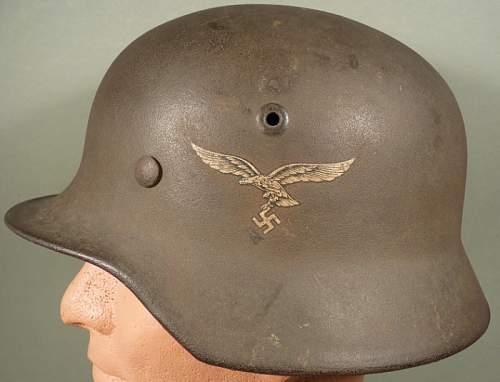 Luftwaffe Helmet