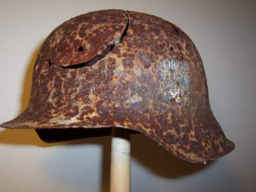 'Org Todt' helmet