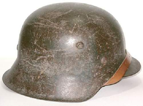 No Decal M42 Helmet Help!