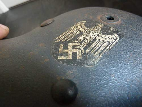 Transitional helmet single decal opinions please