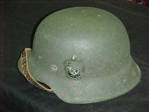 A Few Helmets - Help!