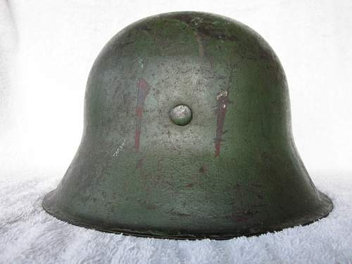 Finally have a new German Helmet!