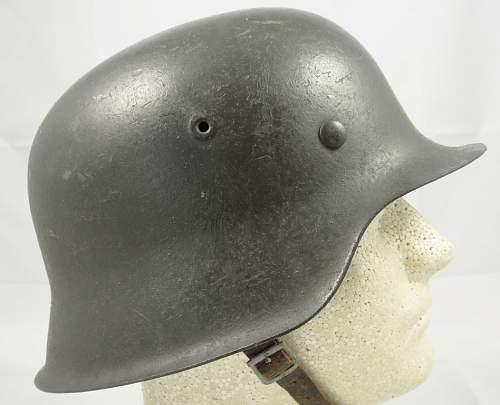 Need some opinions on my named Heer Helmet...