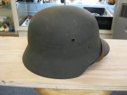 M35 SD Heer Helmet