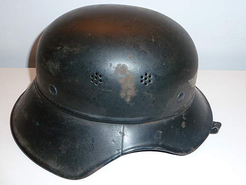 Luftschutz Gladiator Helmet