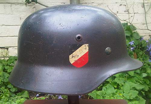 M35 Q68 DD Luftwaffe. My First Double.