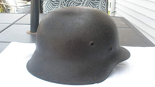 Comments as to Helmet identification