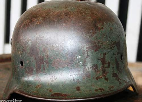 Bought another M35 shell ........ THAT'S why I need help!