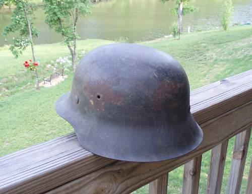 My First Combat Helmet