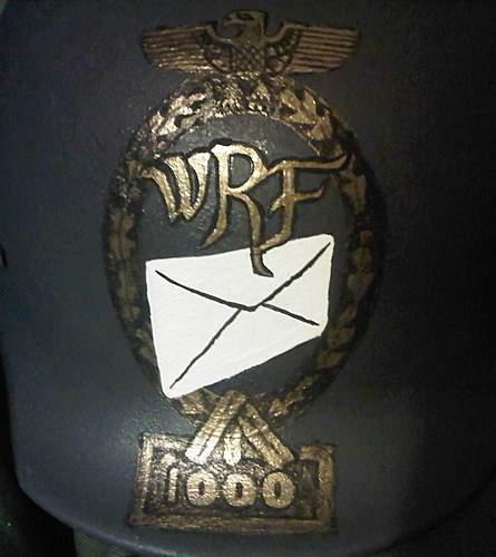 War Relics Forum 1000 Posts Helmet
