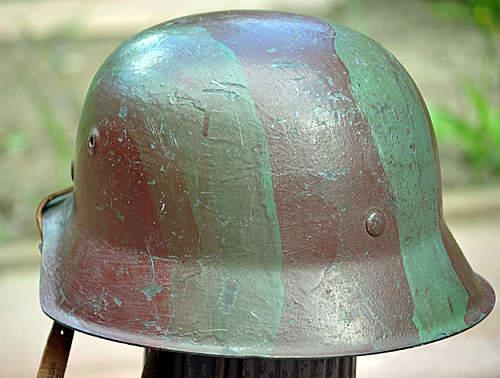 My shipboard helmets
