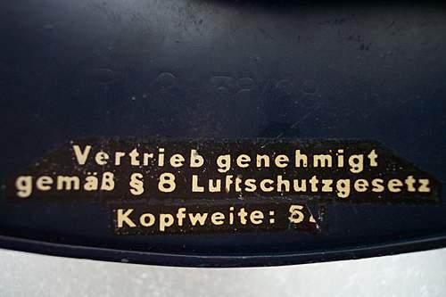 Luftschutz by Paul Diener, Dresden (RL2-38/28)