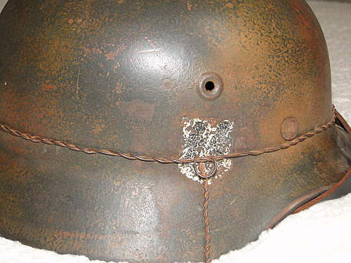 Original M40 Helmet?