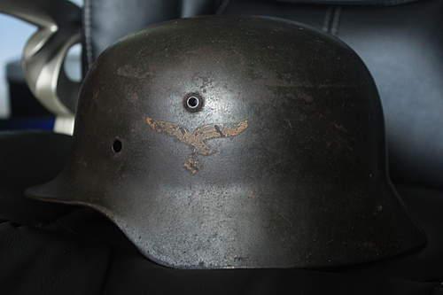Real or fake helmet