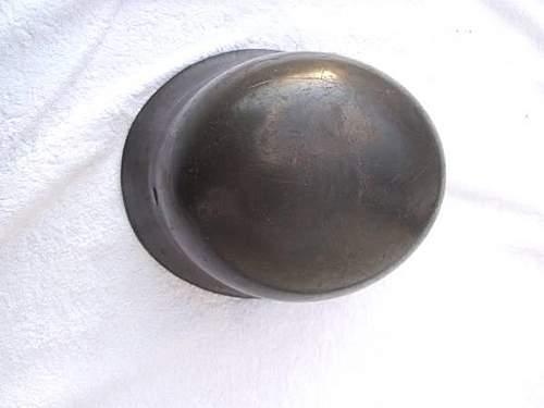 German Heer helmet
