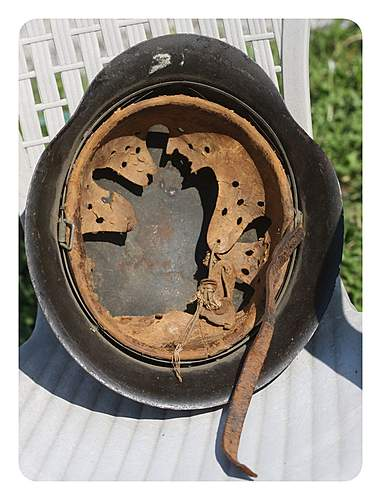 Can anything be done to conserve this helmet?