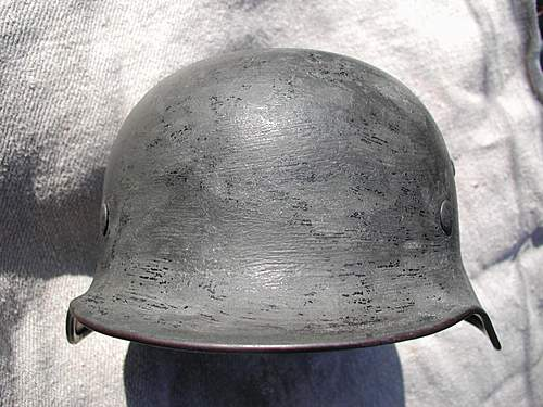 M35 EF66 40 dated chin strap, opinins for purchasing First Helmet