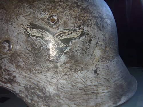 Luftwaffe camo helmet good or bad?
