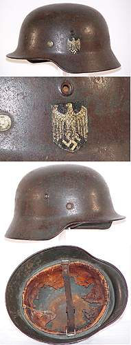 How does this M-40 S/D Helmet look?
