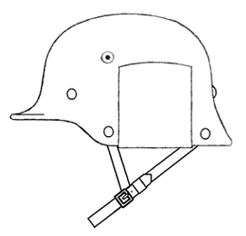 how to make a helmet out of steel