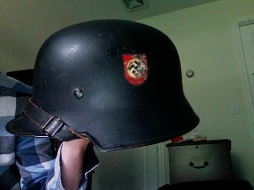 Help! Helmet ID