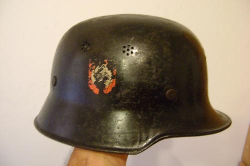 Ebay Helmet- was it fake or not?