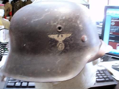 Opinionn M42 RAD helmet