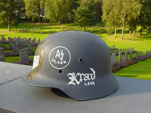 1000 Post Helmet World Tour!