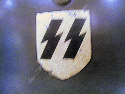 My M-35 Double Decal SS Helmet